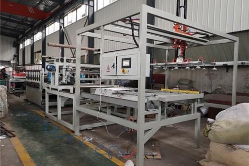板材生产线维护中的三项措施